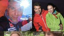 НАДЕЖДА! Въпреки отчаянието на съпругата, майката и сестрата на Боян Петров искат издирването да продължи