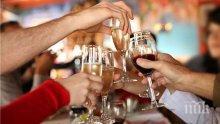Колко калории се крият в алкохола?