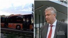 ОТ ПОСЛЕДНИТЕ МИНУТИ! Последна информация за ранените при катастрофата с автобус в София