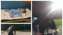 Видеокамери заснели бруталния колоездач в Южния парк! Бащата на Теа уверен: До понеделник ще е задържан, имаме няколко заподозрени