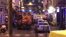 """КЪРВАВАТА АТАКА В ПАРИЖ: Нападателят, който вилня с нож - млад арабин, """"войник"""" на ИДИЛ"""