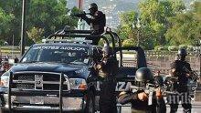 Рекордно количество нелегална текила задържаха в Мексико
