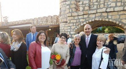 Цветан Цветанов: Жените на ГЕРБ са доказали качествата си на управленци