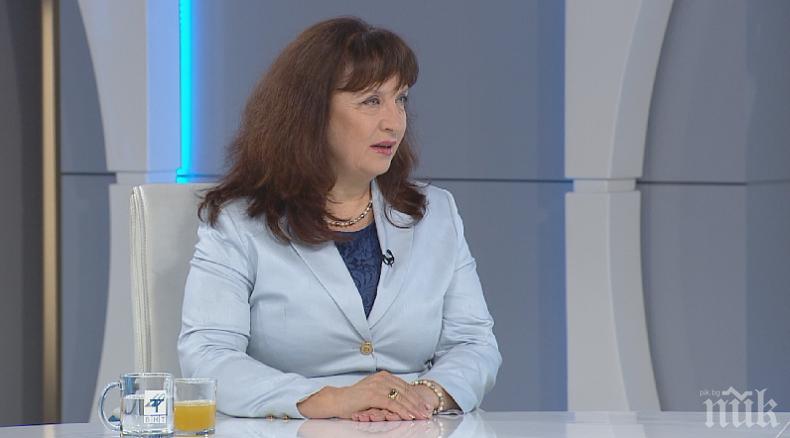 """Ваня Кастрева: Нека децата приемат """"малките матури"""" като състезание"""