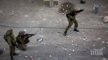 """Израелската армия е неутрализирала осем убийци от """"ХАМАС"""", опитали да проникнат през оградата в понеделник"""