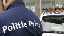 Зрелищен обир в Белгия с автомобил с българска регистрация