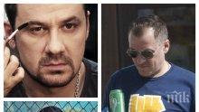 САМО В ПИК! НЕПОБЕДИМ ПОРОК: Станимир Гъмов пак посегна към алкохола (ПАПАРАШКИ СНИМКИ)