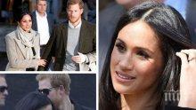 Отсъстващ! Бащата на Меган Маркъл пропуска сватбата на дъщеря си с принц Хари