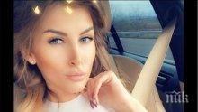 """ШАШ! """"Мис България"""" Тамара Георгиева гледа философски на обидите за носа й"""