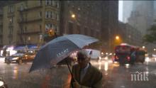 ПРИРОДНА СТИХИЯ! Пет жертви на бури в САЩ