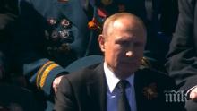 Путин подкара КАМАЗ (ВИДЕО)
