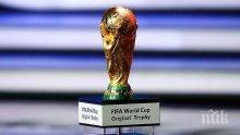 В Бразилия разкриха фабрика за производство на фалшиви стоки със символите на националния отбор по футбол на страната