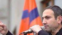 Новият премиер на Армения се срещна с Владимир Путин