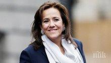 Съпругата на бивш държавен глава на Мексико оттегли кандидатурата за президент на страната