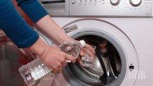 ЛЮБОПИТНО! Обичаме най-много пералнята
