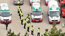 Най-малко трима пострадали при авария в химически завод в Южна Корея
