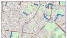 ВАЖНО! София отново под блокада, ето къде затварят улици