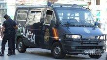 ИЗВЪНРЕДНО! Арестуваха 41 българи при мащабна акция за трафик на хора в Испания (ВИДЕО)