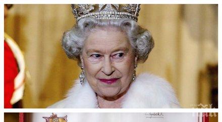 Кралицата подписа документа, разрешаващ сватбата на принц Хари