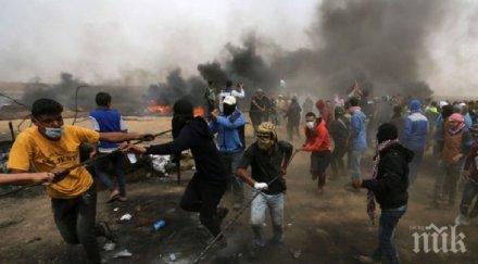 Белгия упреква Тръмп за вчерашните събития в Газа