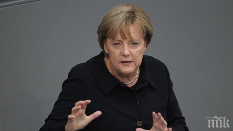 Меркел за Западните Балкани: Сигурността на региона, дава спокойствие на цяла Европа