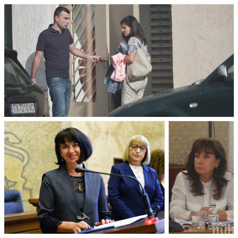 """САМО В ПИК! Ето как съдии от ВСС ме повикаха на таен разговор за скандала """"Джасим"""". """"Не, ние нямаше да ви осъдим"""", """"Аз съм опозиция на Лозан Панов"""" и """"Кариерата на Хазърбасанова вече е неясна..."""" И как после излъгаха"""