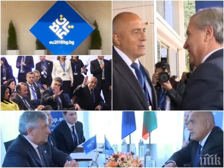 ЕКСКЛУЗИВНО В ПИК! Топ лидерите на Европа се събират при Борисов - ето кои са височайшите гости, заради които столицата е под обсада
