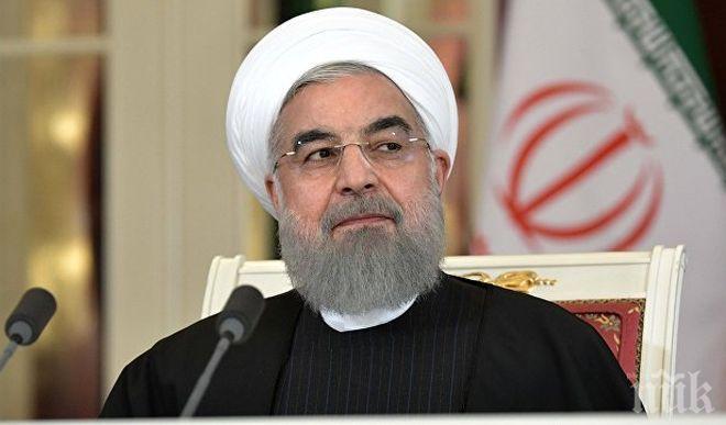 Иранският президент призова ислямския свят да се обедини за противодействие на Израел