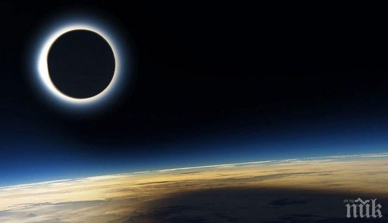 Чакаме най-дългото пълно лунно затъмнение от 100 години насам в края на юли