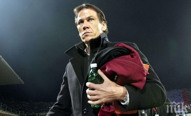Треньорът на Марсилия след загубата на тима му във финала на Лига Европа: Няма от какво да се срамуваме