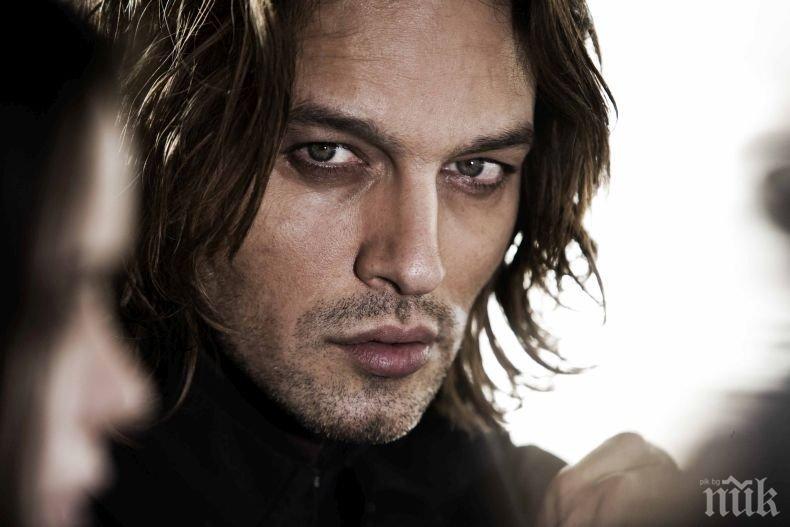 Гледаме италиански секссимвол в нов сериал