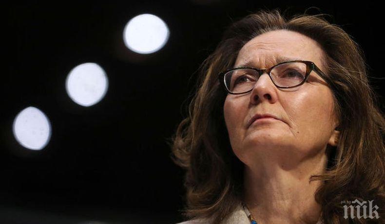 Доналд Тръмп призова Сената незабавно да утвърди кандидатурата на Джина Хаспъл за директор на ЦРУ