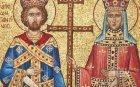 Почитаме светите равноапостоли Константин и Елена, много именници празнуват днес