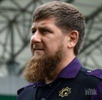 Рамзан Кадиров с първи коментар след атентата в Грозни