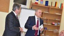 ЕКСКЛУЗИВНО! Румен Петков с първи думи като лидер на АБВ