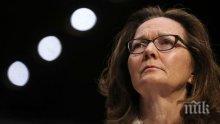 Сноудън издъни новата шефка на ЦРУ: Хаспъл участвала лично в изтезания на затворници
