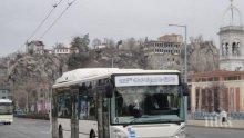 Пет нощни автобусни линии тръгват в Пловдив