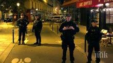 Повдигнаха обвинение на приятел на нападателя от Париж, остава в ареста