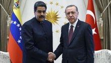 Ердоган подкрепи Николас Мадуро за предстоящите избори във Венецуела