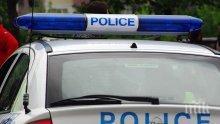 Зрелищна акция в Сарафово! Арестуваха жена и двама мъже