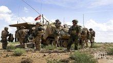 Дания изтегля свои войски от Ирак
