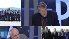 КАТЕГОРИЧНО! Андрей Райчев: Борисов никога не изпада в крайности. Той е с центристка позиция и винаги е балансиран