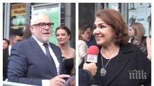САМО В ПИК TV! Марта Вачкова и Владо Пенев с горещи новини пред камерата ни - ето какво разкриха за диетите и татуировките си