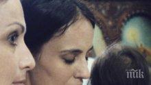 Радина Кърджилова дарява зимните дрехи на сина си Христо