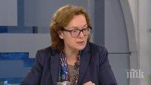 Румяна Коларова срази президента за посещението му в Москва: От визитата му не произтича нищо!