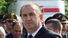 Президентът Румен Радев ще се срещне с Владимир Путин в Сочи