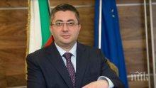 Министър Нанков: Инвестираме над 1,59 млрд. лв. в реконструкция на водопроводи и пречиствателни станции