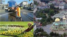 ПРОУЧВАНЕ! Евростат: Софиянци са доволни от чистотата на София