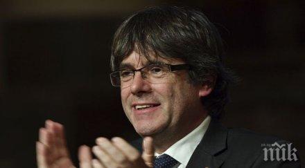 германската прокуратура иска екстрадицията пучдемон