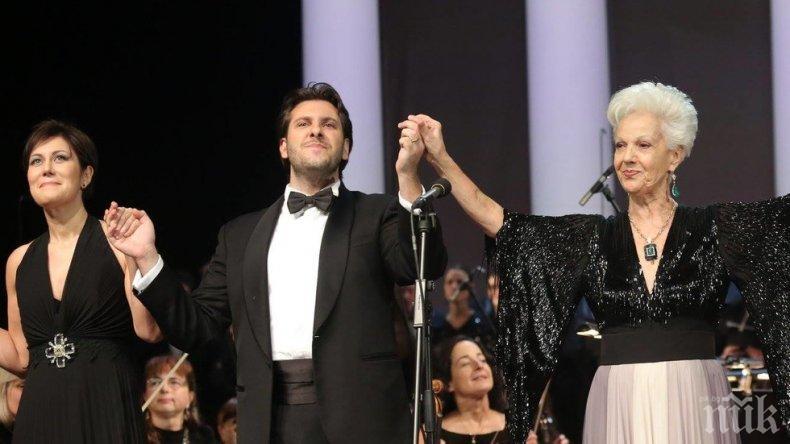 """Легендарният Андреа Карe се завръща у нас за концерта """"Тенорите на Райна Кабаиванска"""""""
